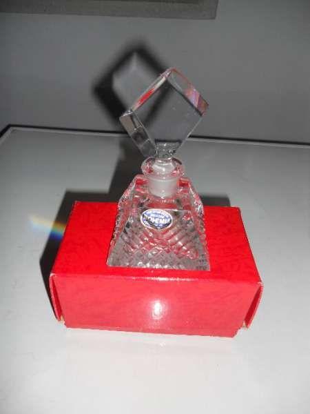 Стъклено шише от BOHEMIA