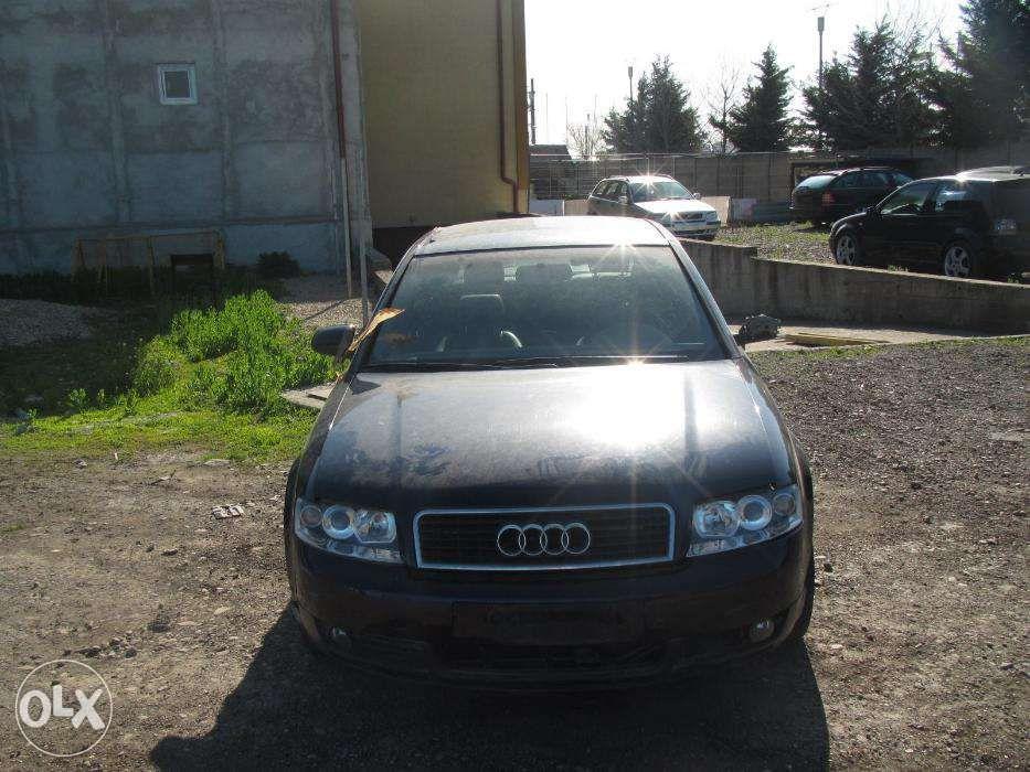 Dezmembrez Audi A4 1,9TDI AWX An.2002