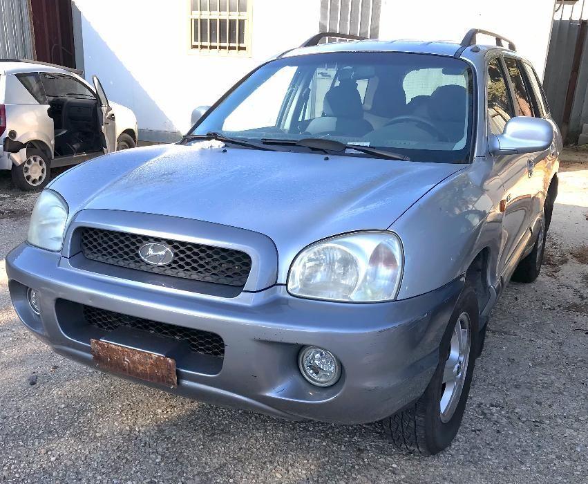 Dezmembrari Hyundai Santa Fe 2000-2006 2.0 CRDI