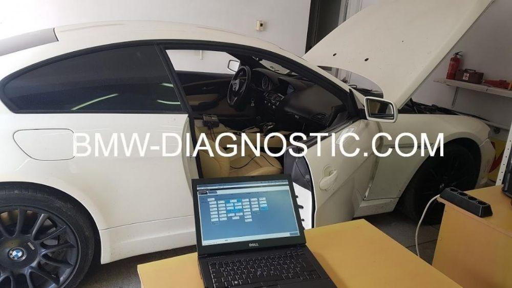 Кодиране и диагностика БМВ Е60 Е65 Е70 Е90 BMW F10 E60 E63 E65 E70 E90 гр. Пазарджик - image 5