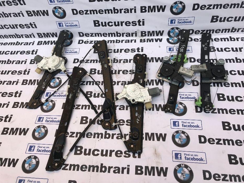 Macara geam fata stanga/dreapta BMW E90