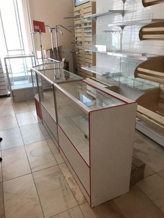Витрины, прилавки, конфетницы, островки, стеллажи , бутики под заказ Астана - изображение 7