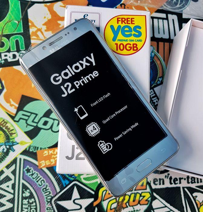 Samsung J2 Prime/novo na caixa.