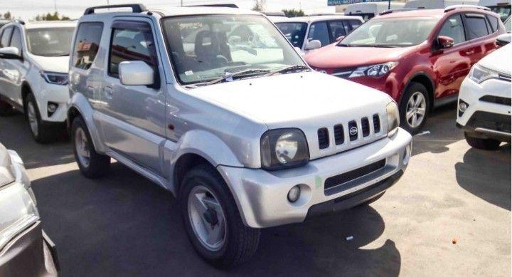 Venda de Suzuki jimny a venda