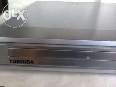 Dvd Player Toshiba SD 250E