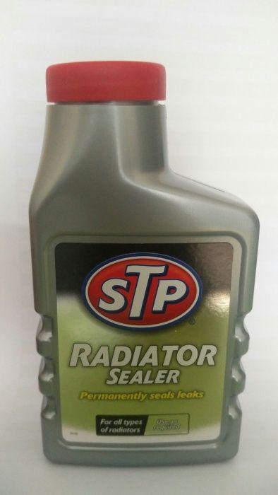 Добавка за спиране на течове в охладителната система STP
