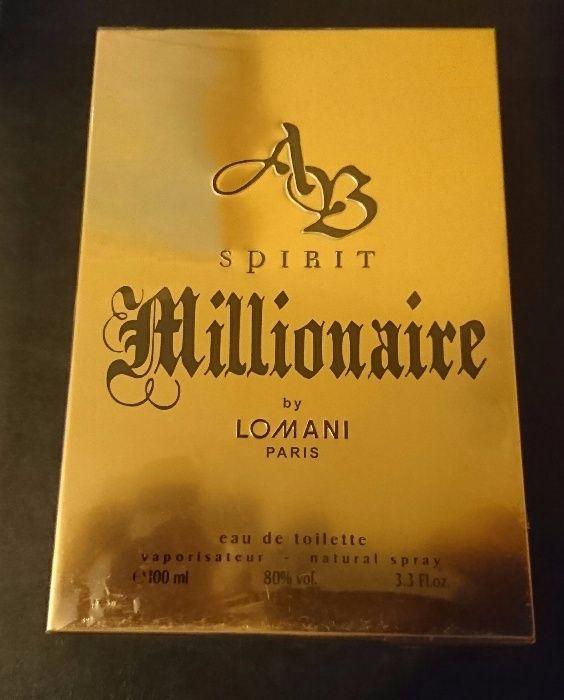 Vendo perfume Millionaire de Lomani - Paris. 100ML Original