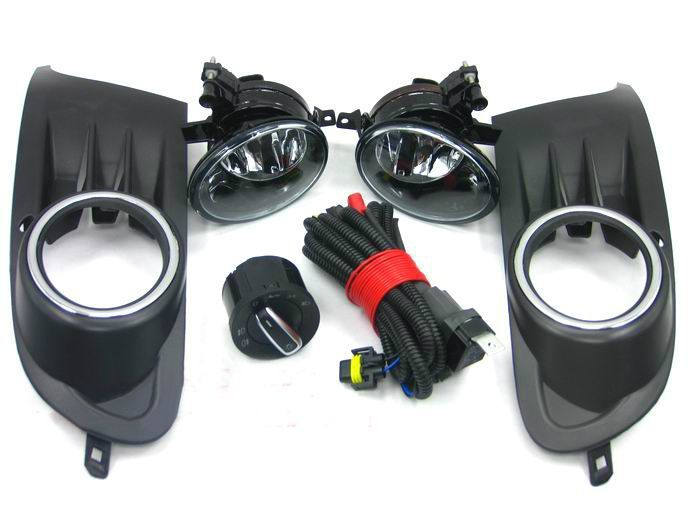 Kit complet instalare proiectoare ceata VW Golf 6