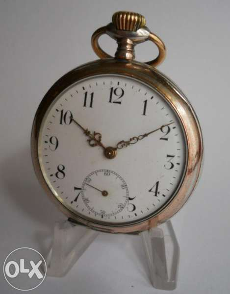 стар джобен часовник перфекен