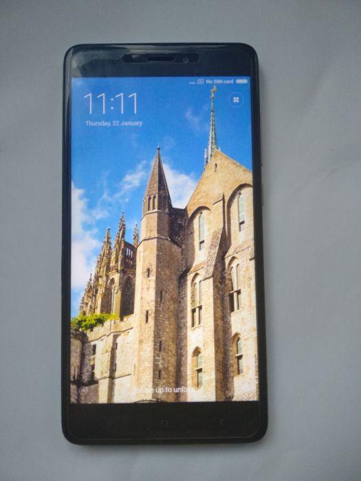 Xiaomi note 4x, octacore 2ghz, Ram 3Gb, 16gb, baterie4100 mah