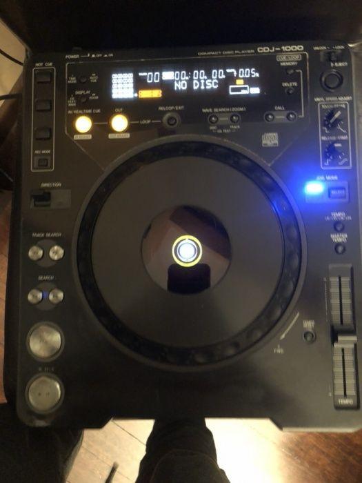 Player CDJ 1000 Pioneer