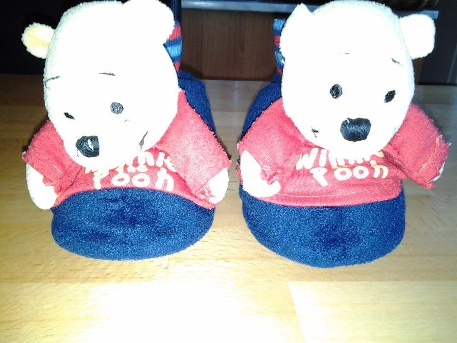 Winnie the Pooh papuci de casa copii mar. 28