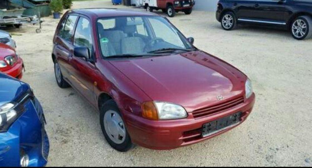 Toyota Starlet Avenda