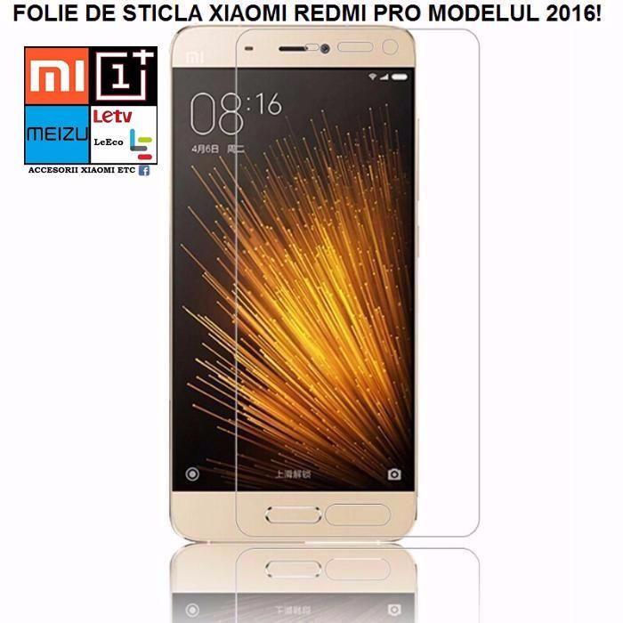 Folie sticla / Huse. Xiaomi Redmi Note 4(2016),Xiaomi Redmi Pro(2016)!