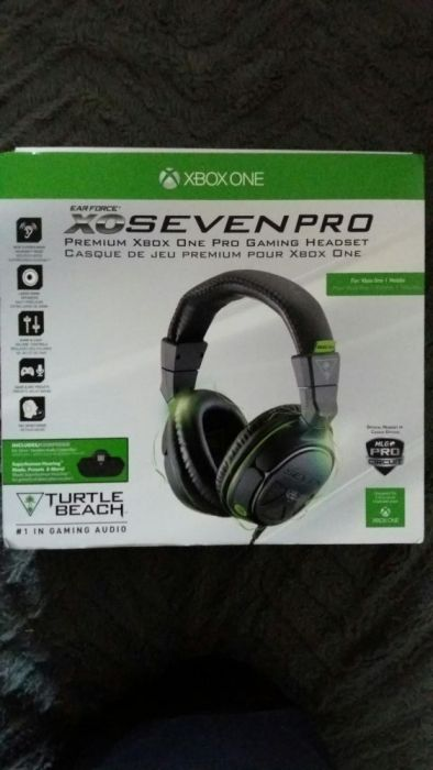 XO SEVEN PRO Gaming Headset xbox one