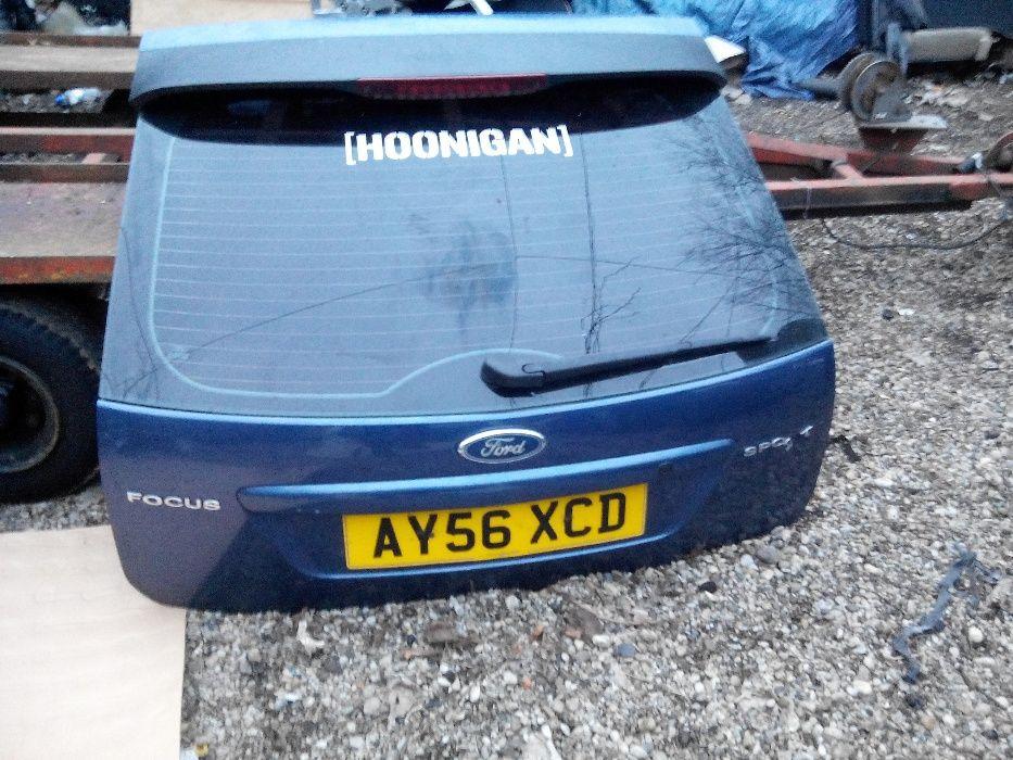 Haion Complet Luneta Usa Portbagaj Ford Focus 2 Mk2 albastru