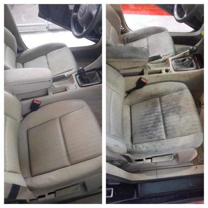 Detailing interior / Curatare profesionala interior auto