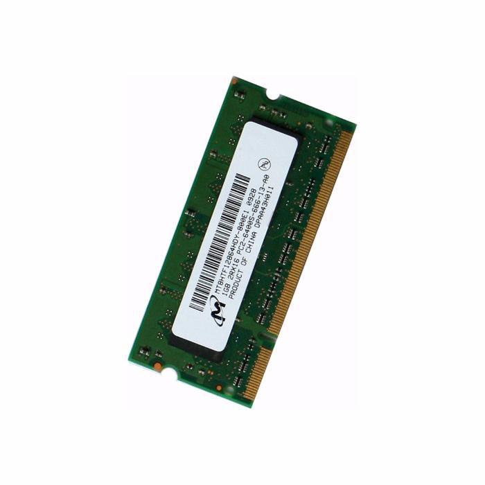 Memorie RAM 1Gb DDR2 800Mhz PC2-6400S