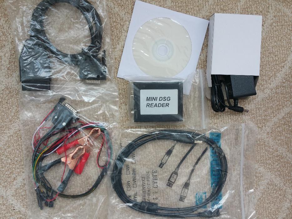 Diagnoza / programare cutie MINI DSG reader (DQ200+DQ250) Audi VW Opel