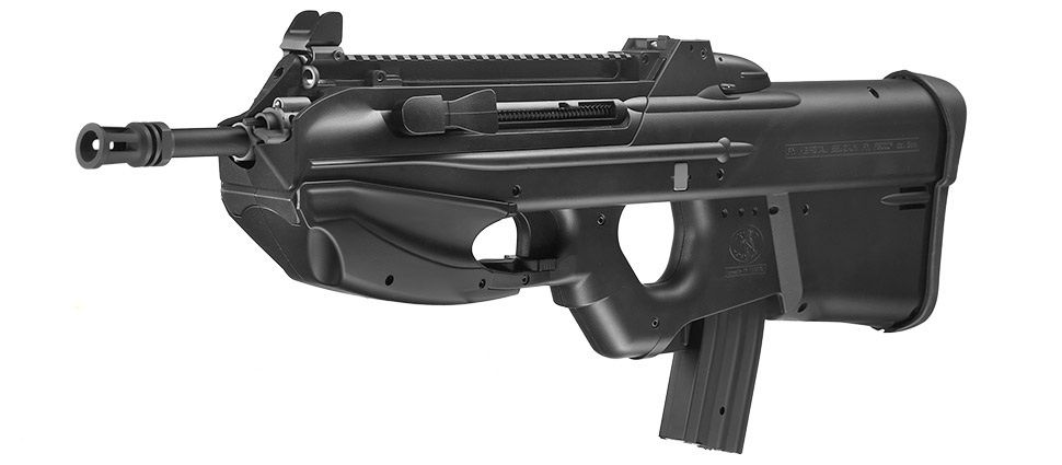 Pusca Airsoft FN F2000 Herstal Tactical AEG