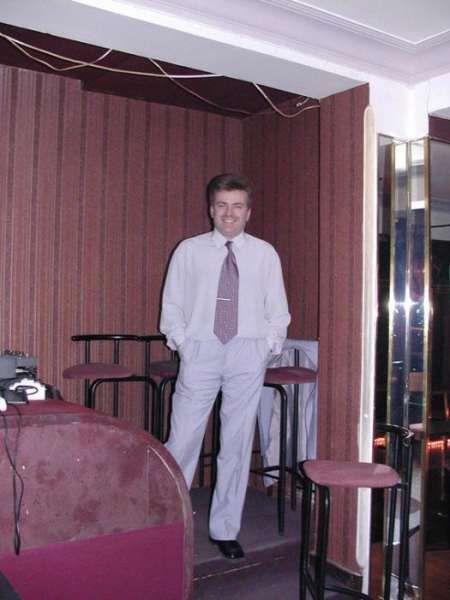 DJ Владимир Цанев - дисководещ