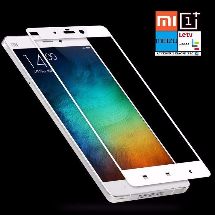 Folie sticla Xiaomi Mi Note/Mi Note Pro 5.7 inch. Decupaj Perfect !!