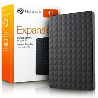Disco externo Seagate 1T 3.0 novo selado