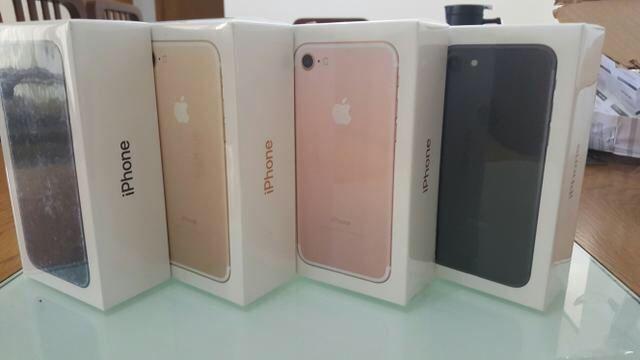 iPhone 7 32gb (Cores disponíveis)
