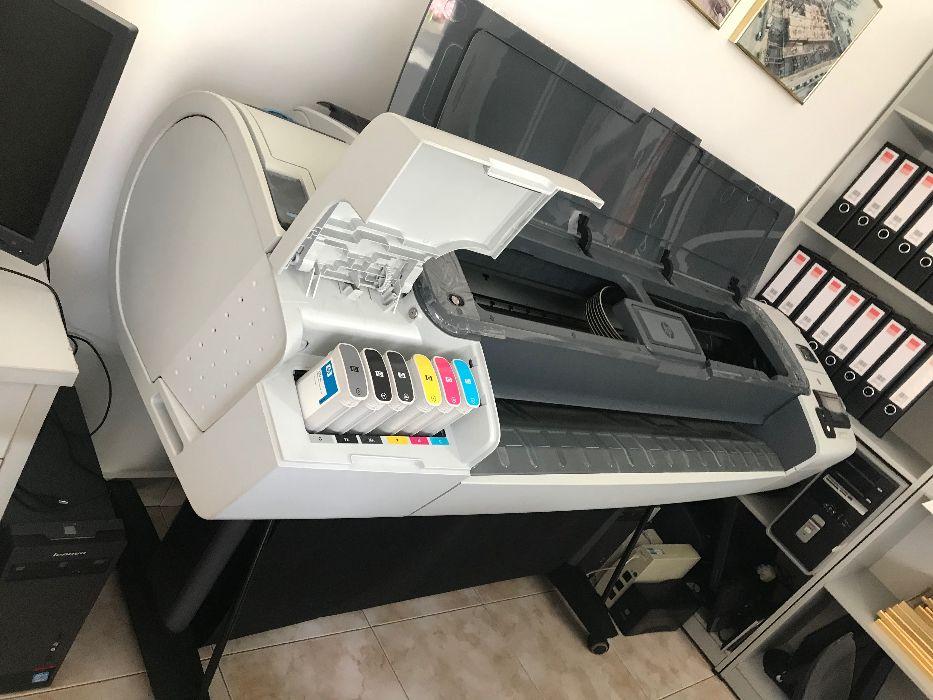 Plotter HP DesignJet T790 44-in Printer