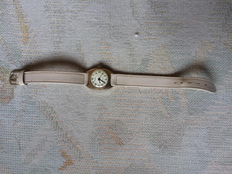 Vand ceas mecanic rusesc Zaria de dama placat aur