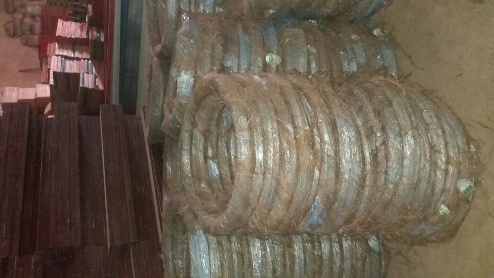 Arame galvanizado 20 kg
