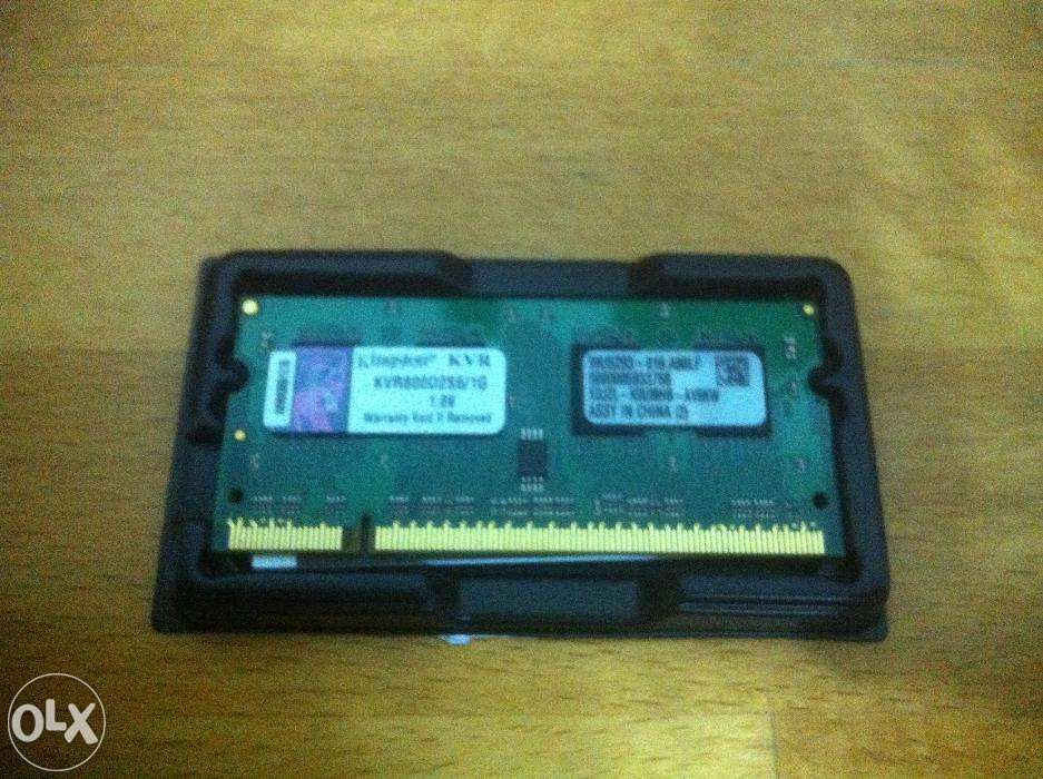 laptop Kingston memorie DDR2 1GB