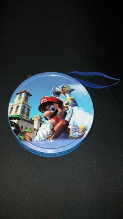 Nintendo Borseta CD-DVD.
