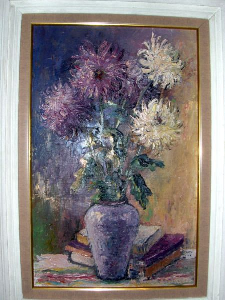 Maria Frânculescu-Crizanteme