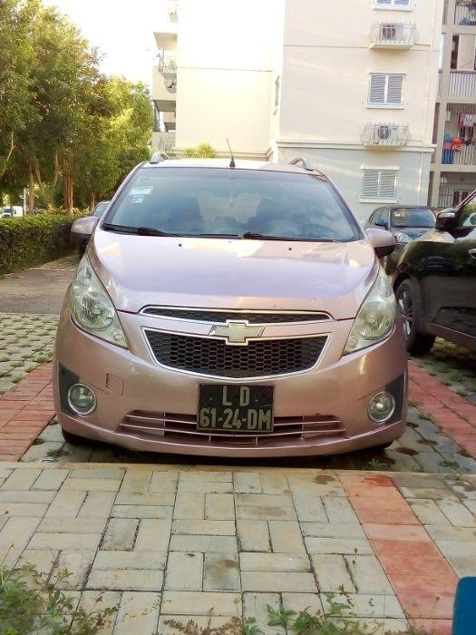 """Chevrolet Grande Spark """"Full Option"""" a Venda"""