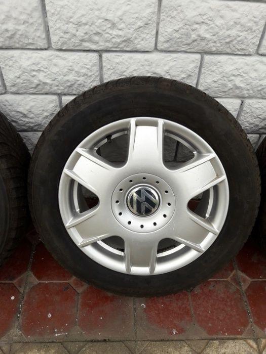 Jante VW Bora Beetle 6.5x16 et 42 originale Oradea - imagine 5