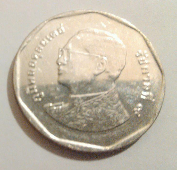 Продам монеты тайландский бат две штуки