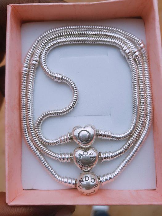 Pandoras novas d PRATAS numa caixa 16 mil O presente perfeito para a s