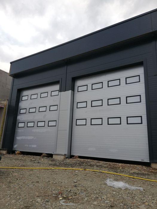 Uși garaj industriale!