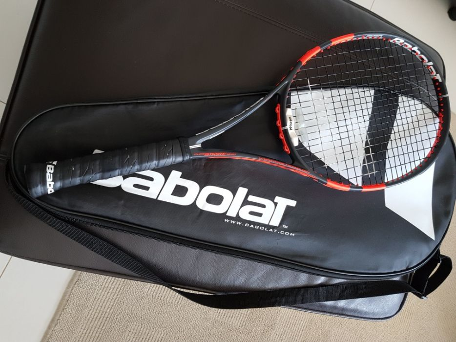 Raquete tênis topo de gama. Babolat. NOVA