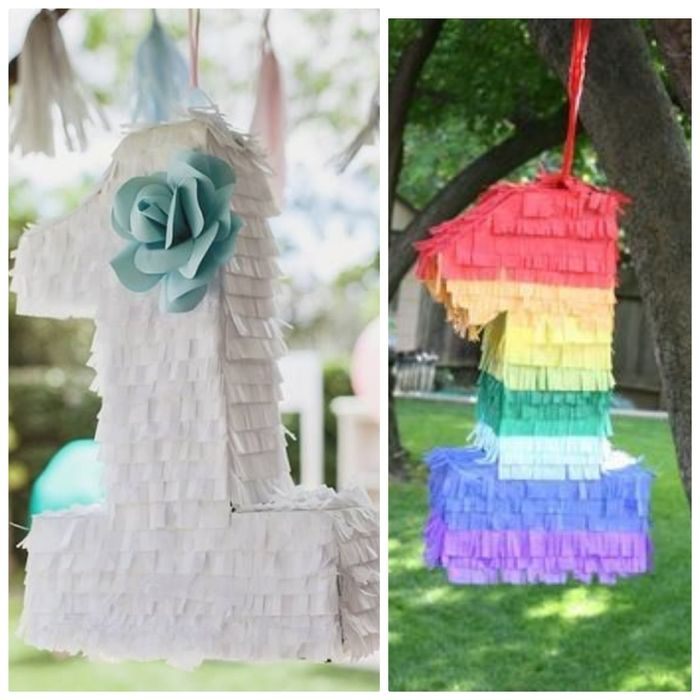 Piñata cifre/litere