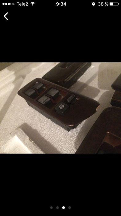Блок управления Кнопки на двери Nissan cefiro