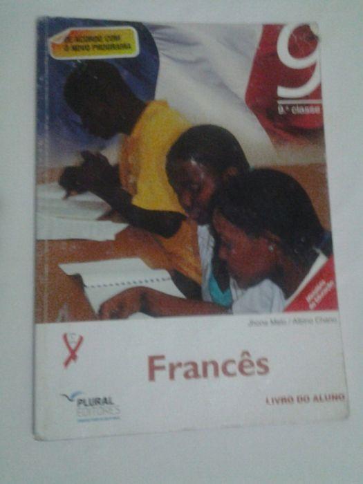 Livro de Francês da 9ª Classe