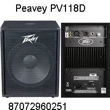 ! 1 активный суб Peavey PV118D новый