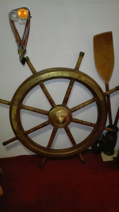 Timona (volan )corabie vapor nava vas 1850