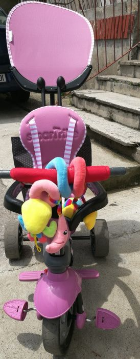 Tricicleta Smart Trike