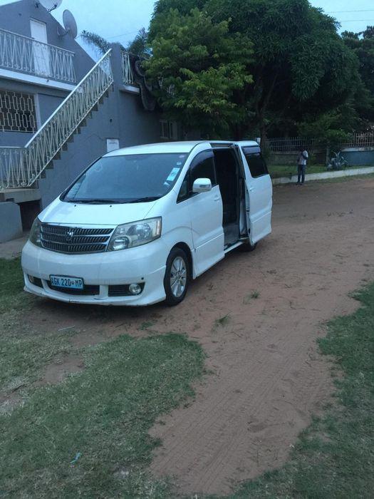 Toyota Alphard super limpo
