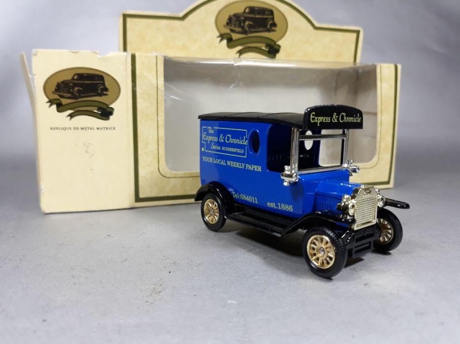 Ford van macheta de metal colecție made in England original