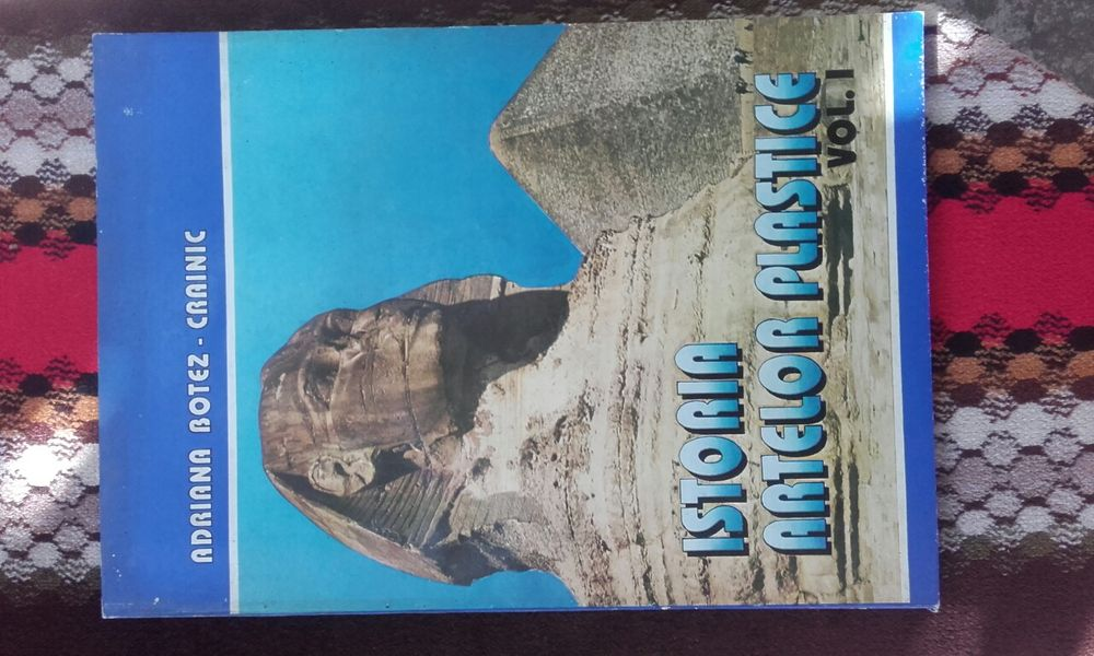 Istoria Artelor Plastice vol.I-II, Adrians Botez Crainic
