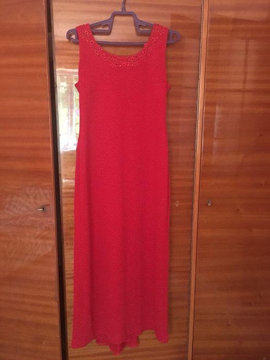 Rochie elegantă/nunta roșie